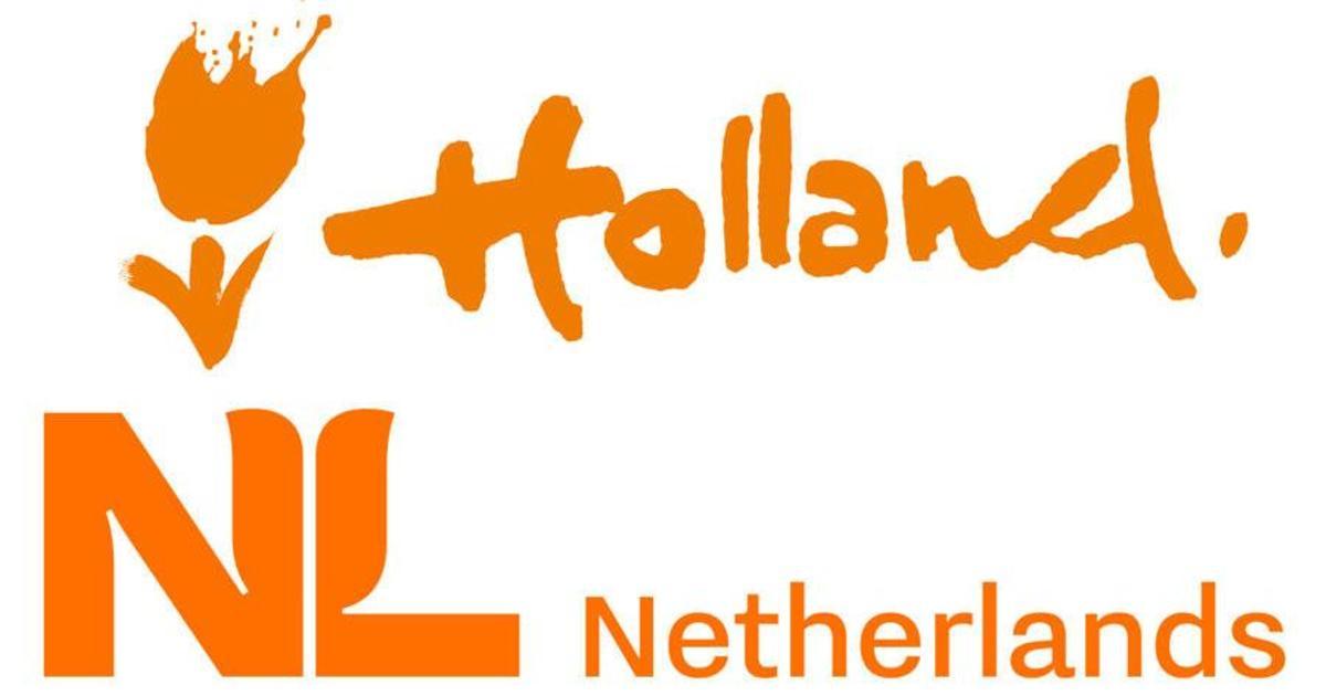 Голландцы высмеяли новый логотип Нидерландов