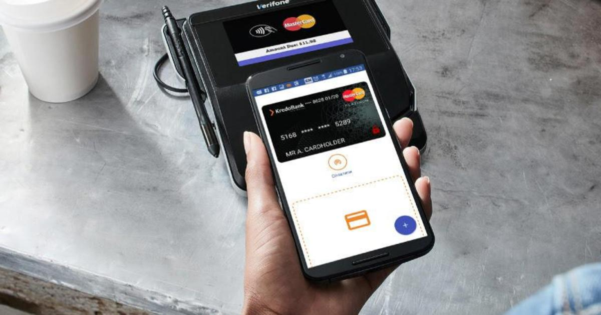Apple Pay стал доступен держателям карт KredoBank