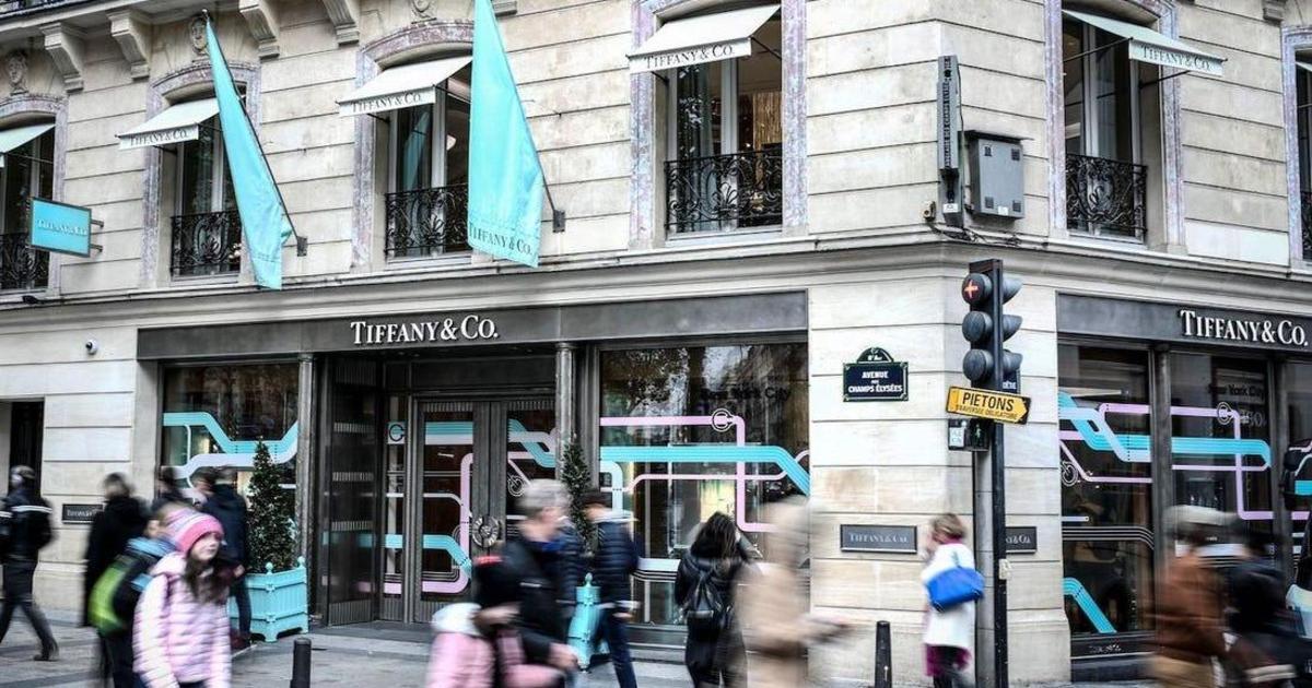 LVMH договорился о покупке Tiffany & Co за $16,2 млрд