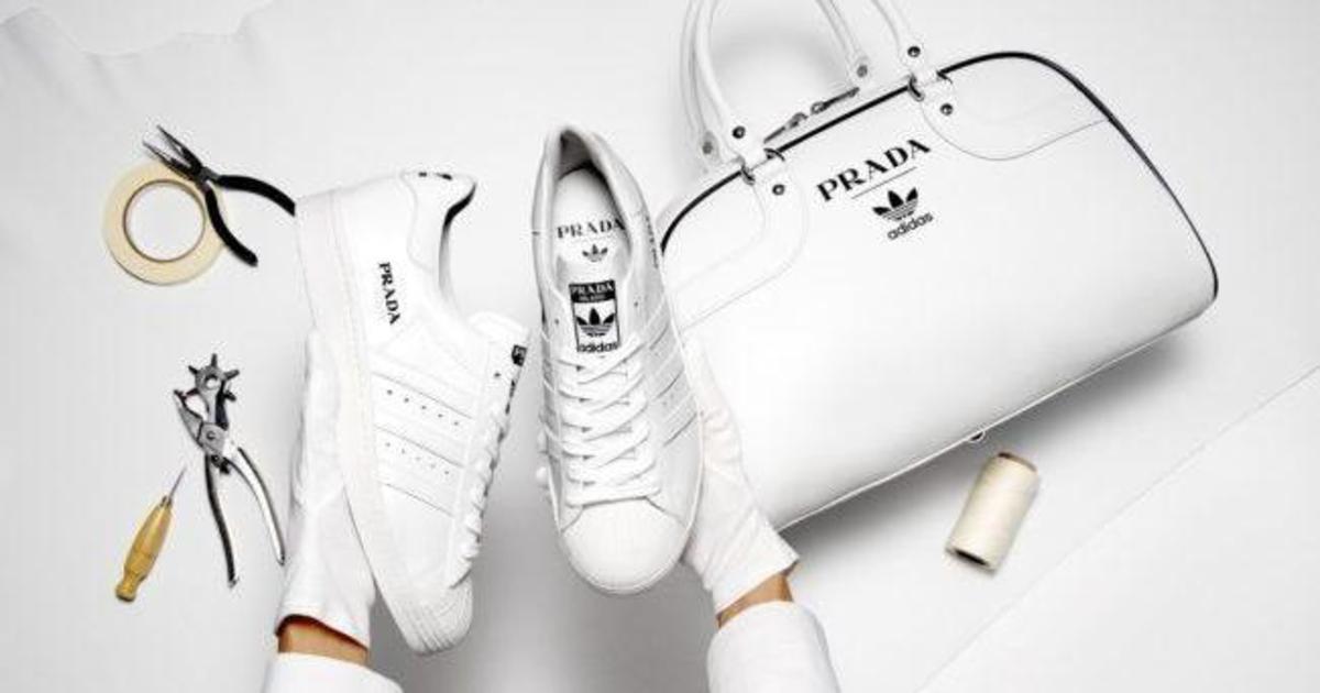 Prada и adidas представили совместную коллекцию