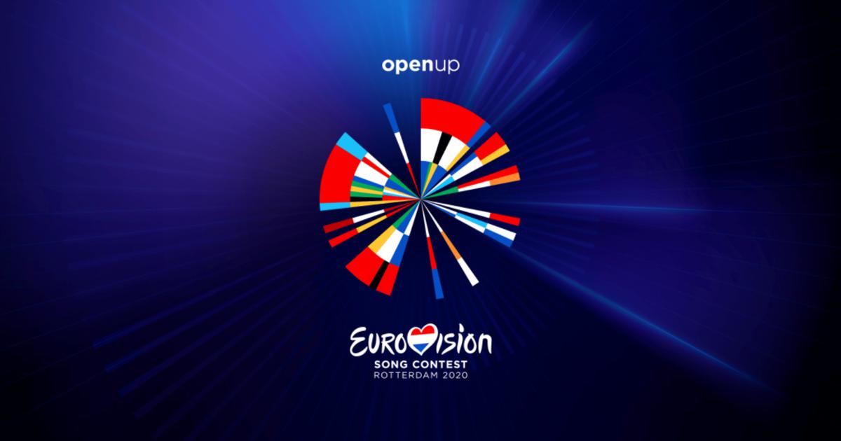 Логотип Евровидения отмечает 65 лет музыкального конкурса