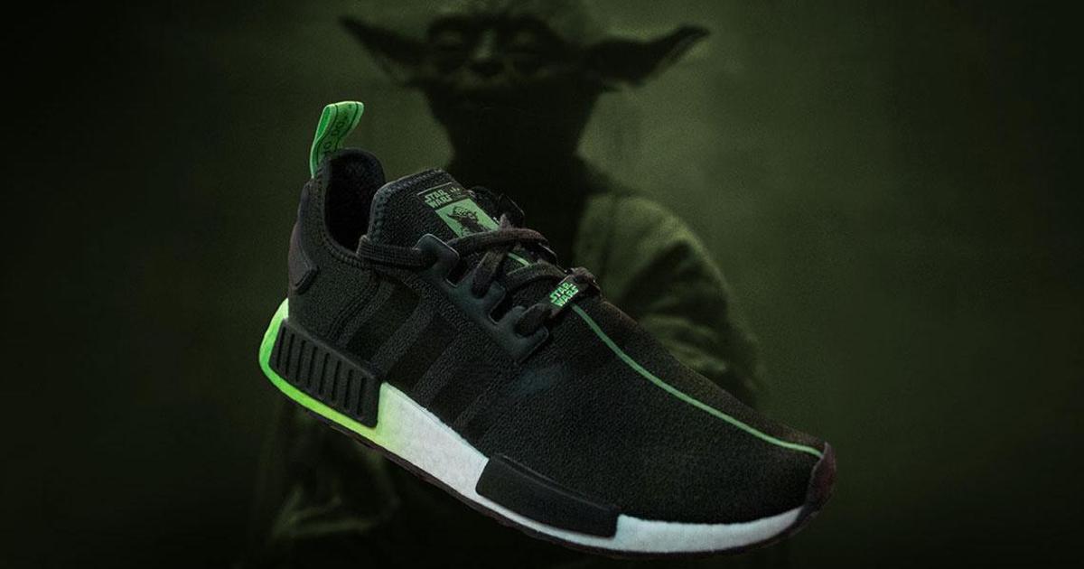 adidas выпустил кроссовки в честь героев «Звездных войн»