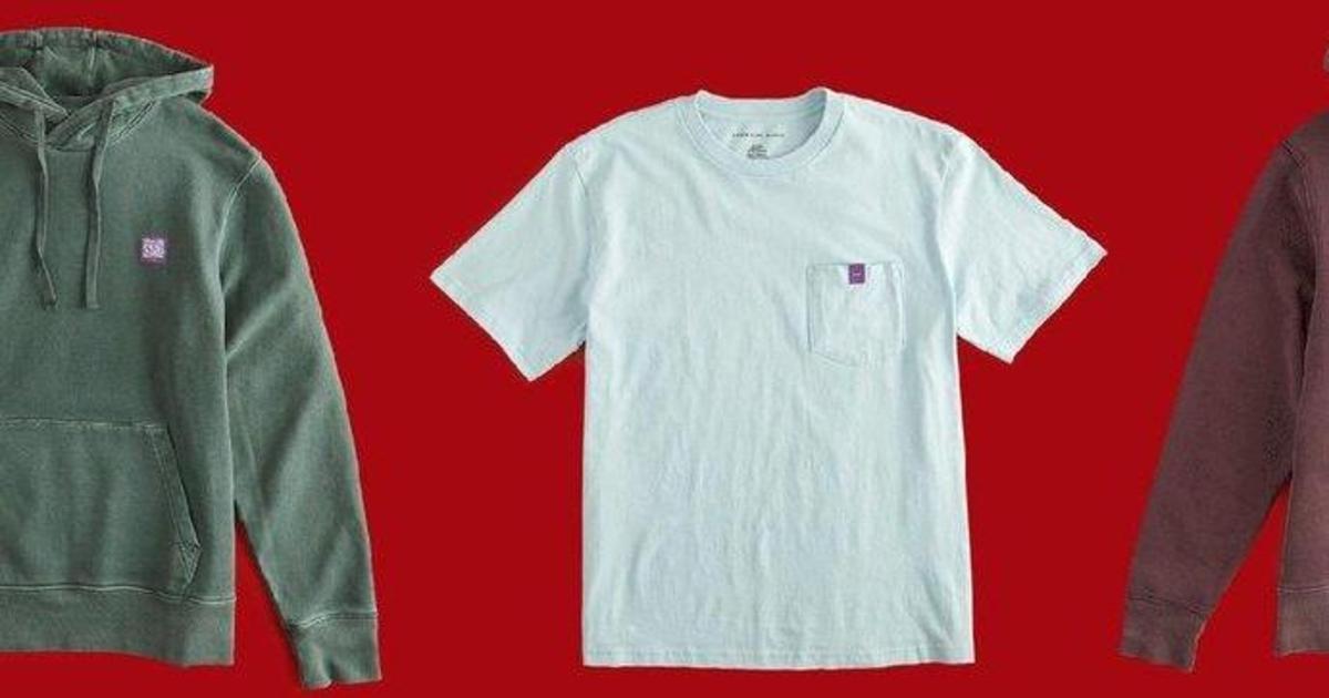 American Eagle разместил QR-коды на одежде ради Благотворительного вторника