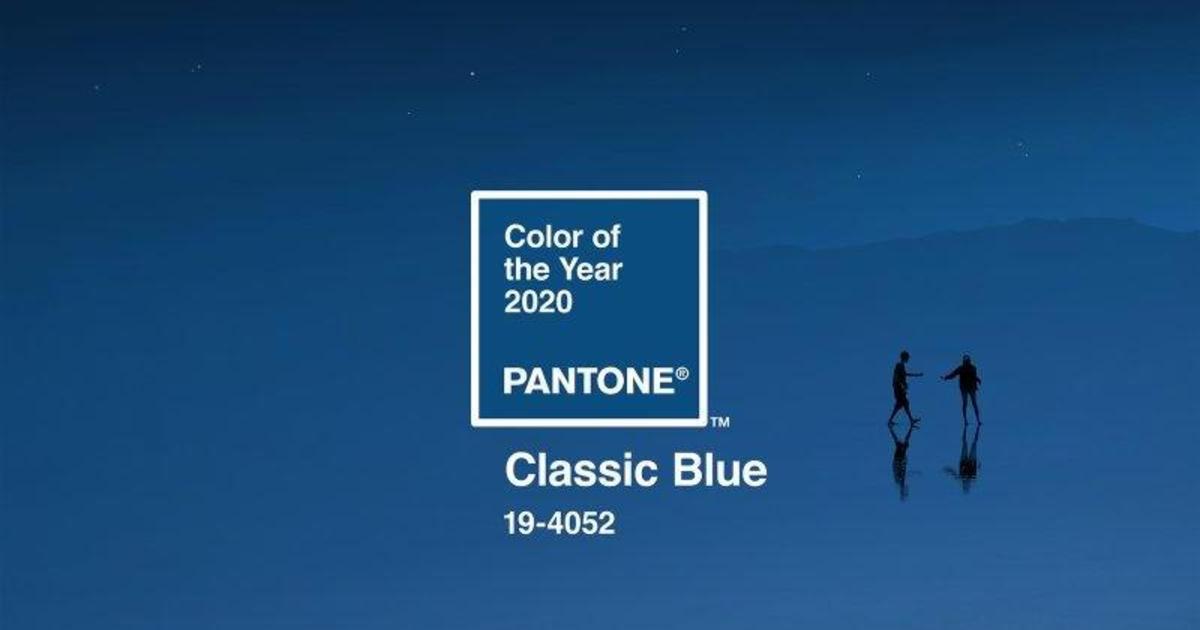 PANTONE назвал цвет года 2020