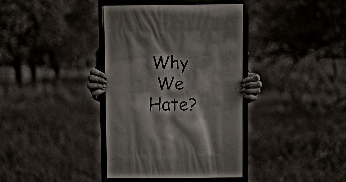 Комунікаційна кампанія + соціальний експеримент: Why We Hate?