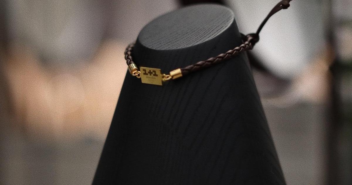1+1 media и бренд Guzema создали серию украшений для сотрудников холдинга