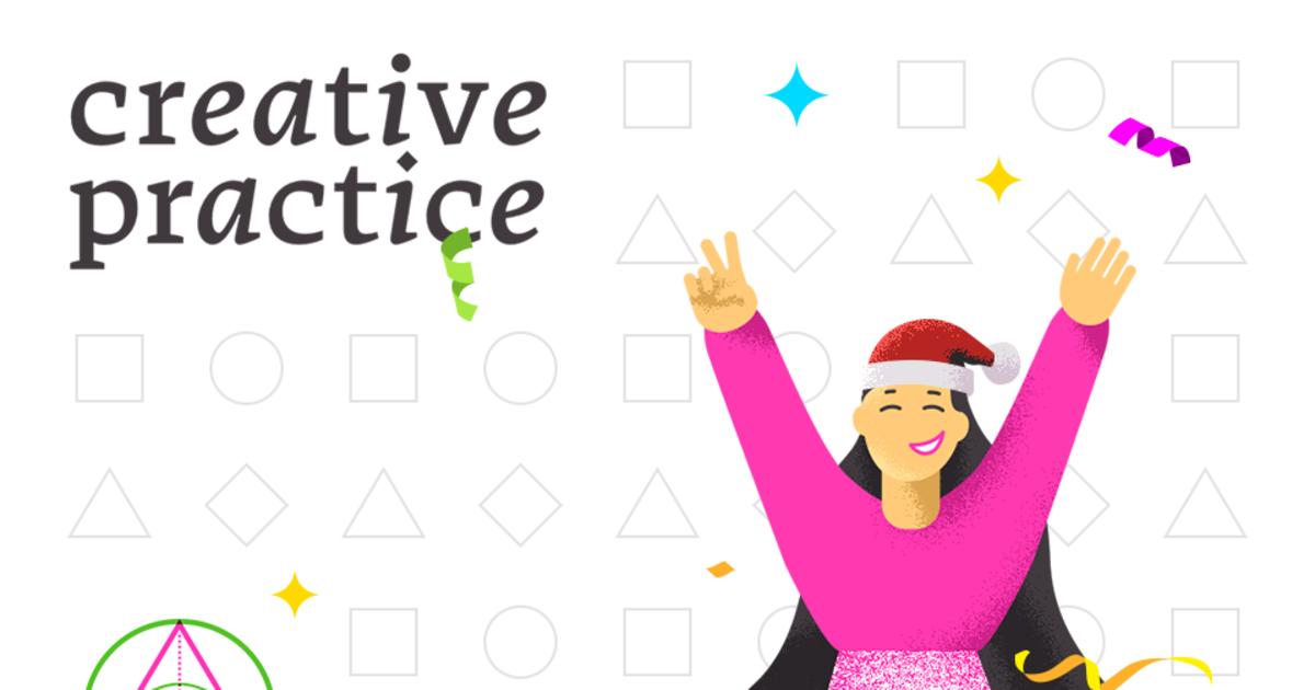 «Креативная практика» выложила в свободный доступ 5 лекций о дизайне в качестве новогоднего подарка