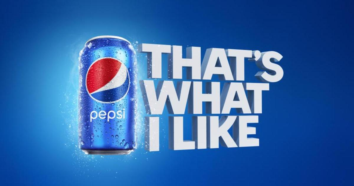 Pepsi представила новый слоган в США впервые за 20 лет