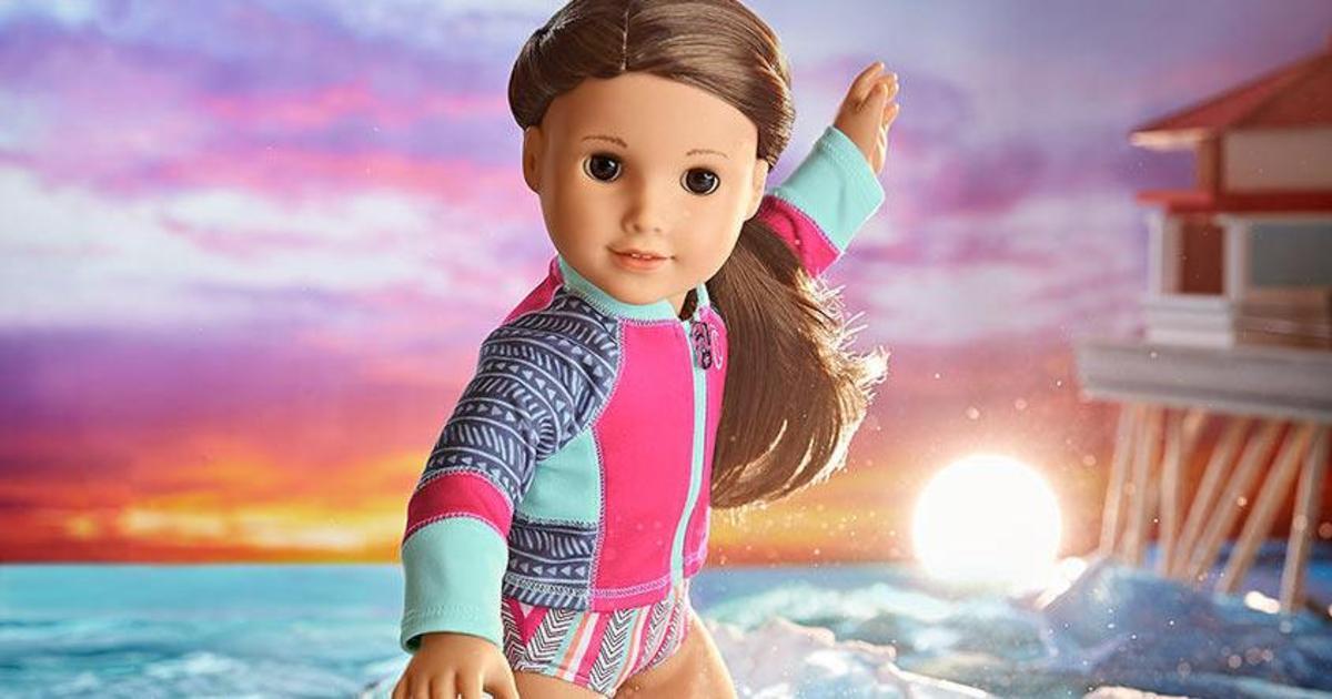 American Girl выпустила первую куклу с нарушением слуха