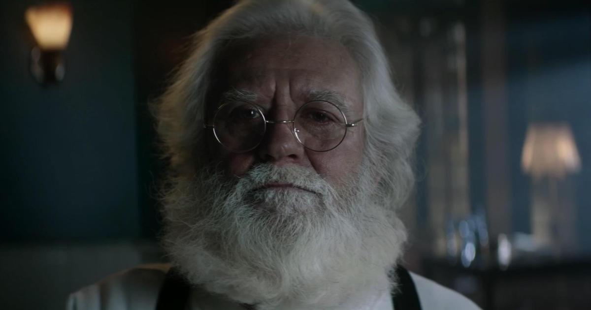 KFC показали, чем Санта занимается после Рождества
