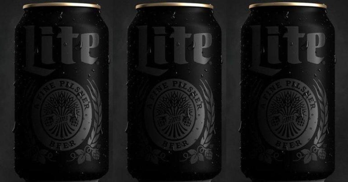 Miller Lite выпустил пивные банки для офлайна