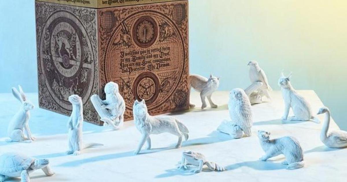 HBO наградил фанатов сериала «Темные начала» персонализированными подарками