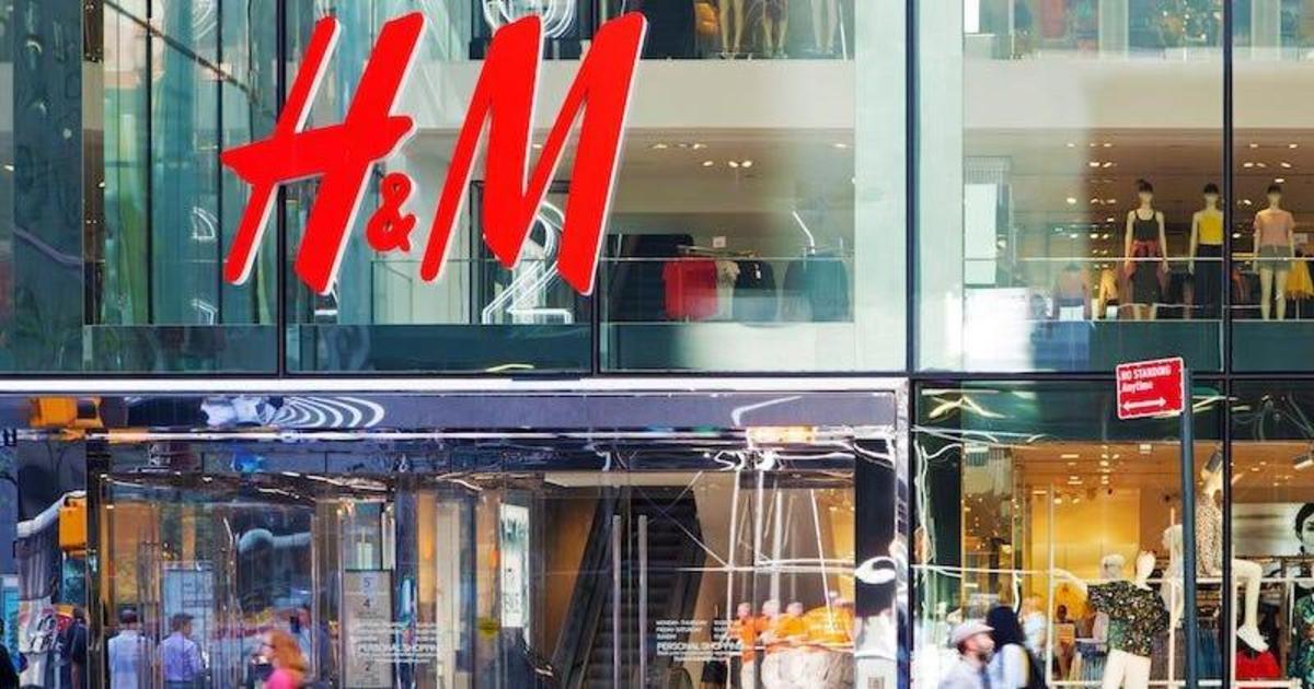 H&M разрешила американским покупателям платить за товары позже