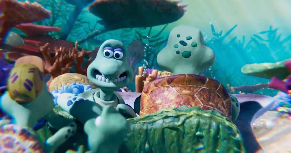 Анимационный ролик Greenpeace обратил на трудное положение морских черепах