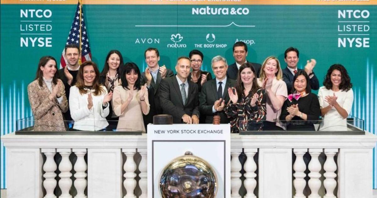 Natura &Co завершила сделку по приобретению Avon