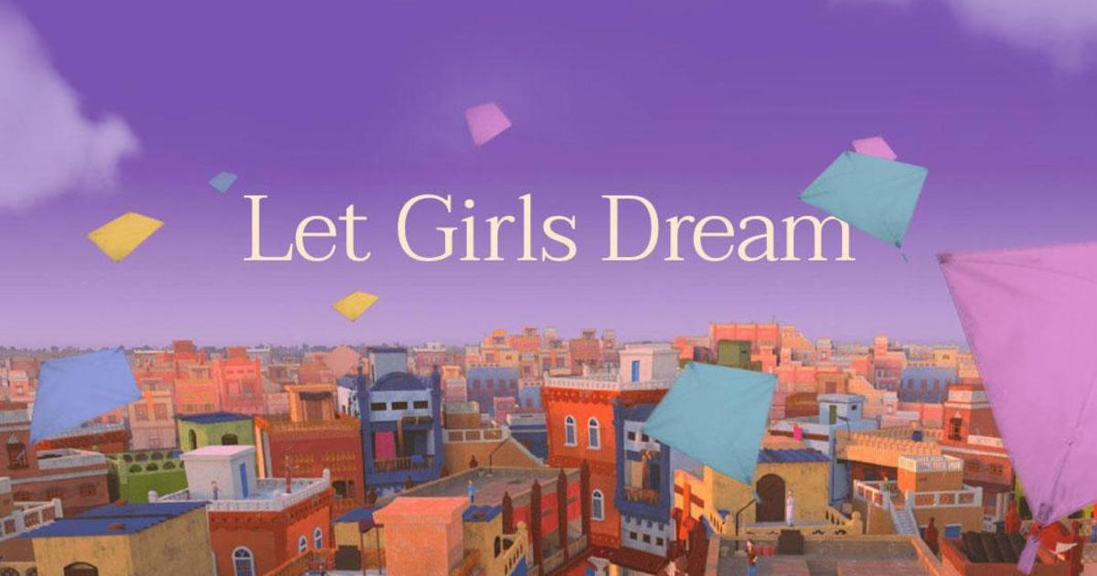 Gucci призывает девочек мечтать в новой кампании Chime for Change