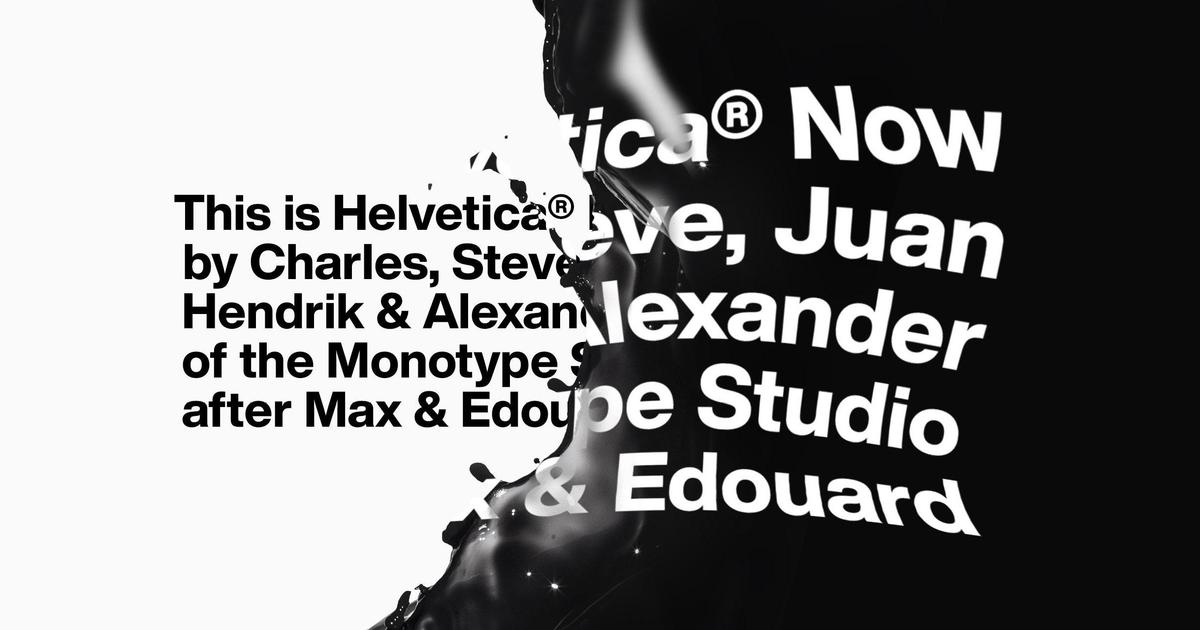 Топ-8 шрифтов, которые дизайнеры будут использовать в 2020 году