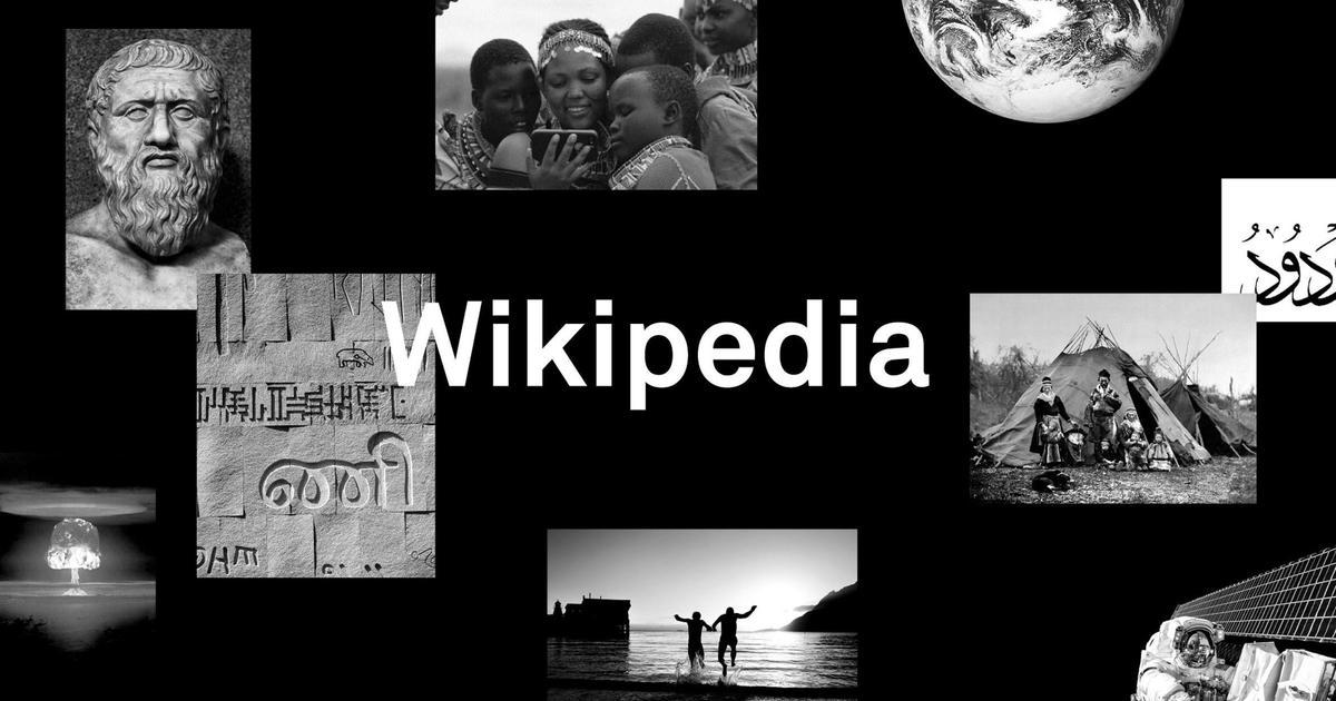 Википедия получит новую айдентику