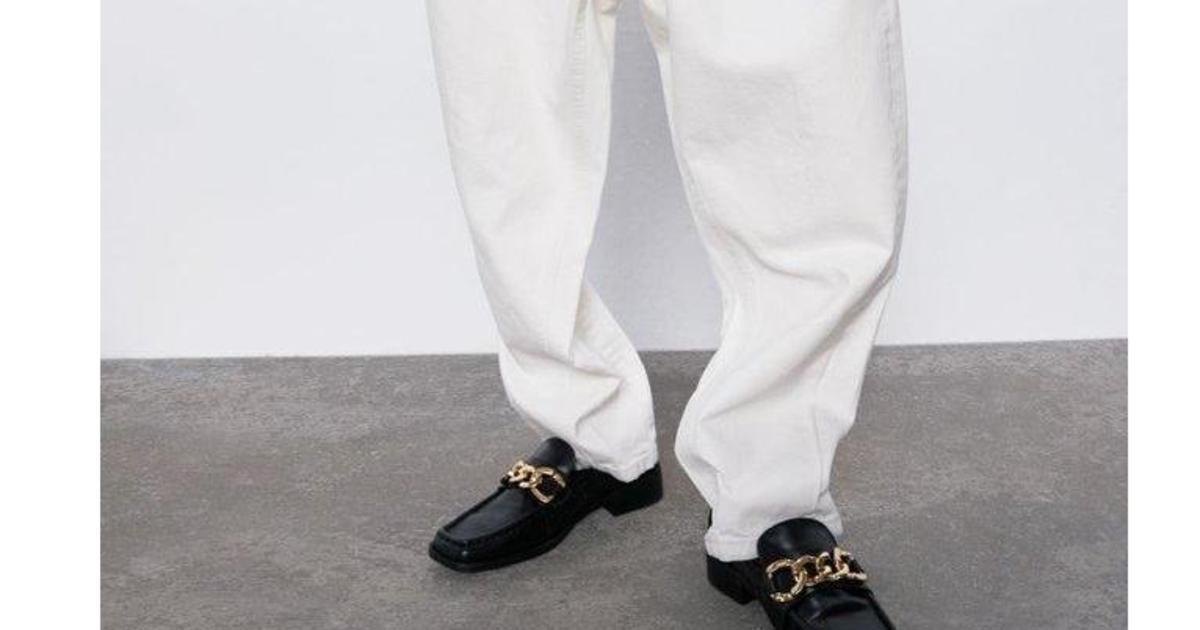 Zara удивила пользователей странной рекламой джинс
