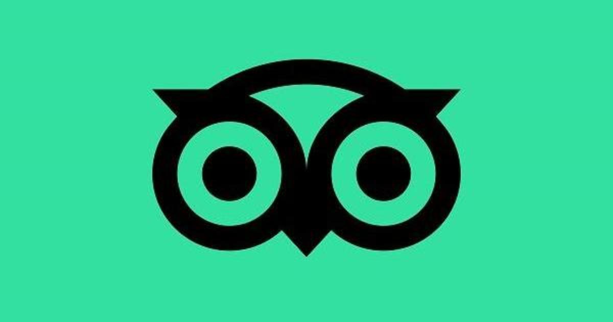 TripAdvisor получил монохромный логотип