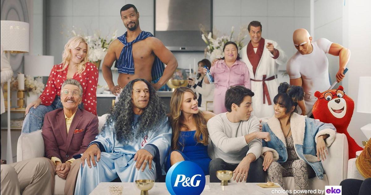 P&G позволит фанатам стать авторами интерактивного ролика для Super Bowl