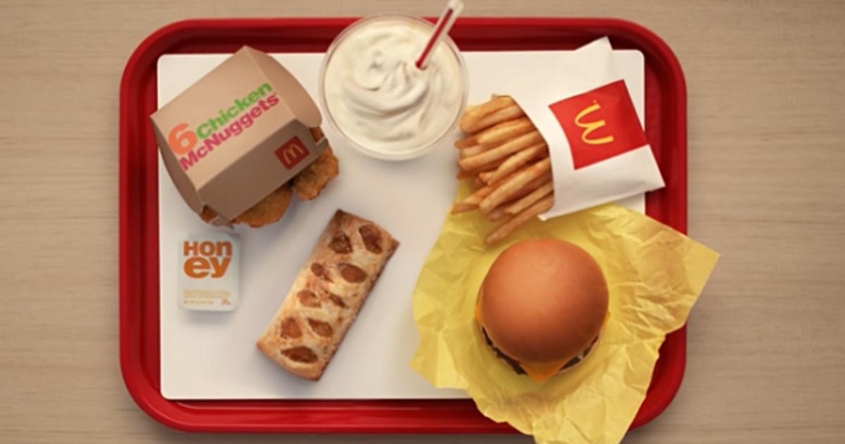 Новая реклама McDonald's вызвала ажиотаж из-за наггетсов с медом и Ким Кардашьян