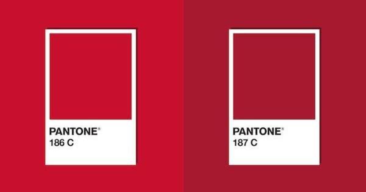 PANTONE присоединился к Super Bowl из-за схожих цветовых схем 2 соперничающих команд