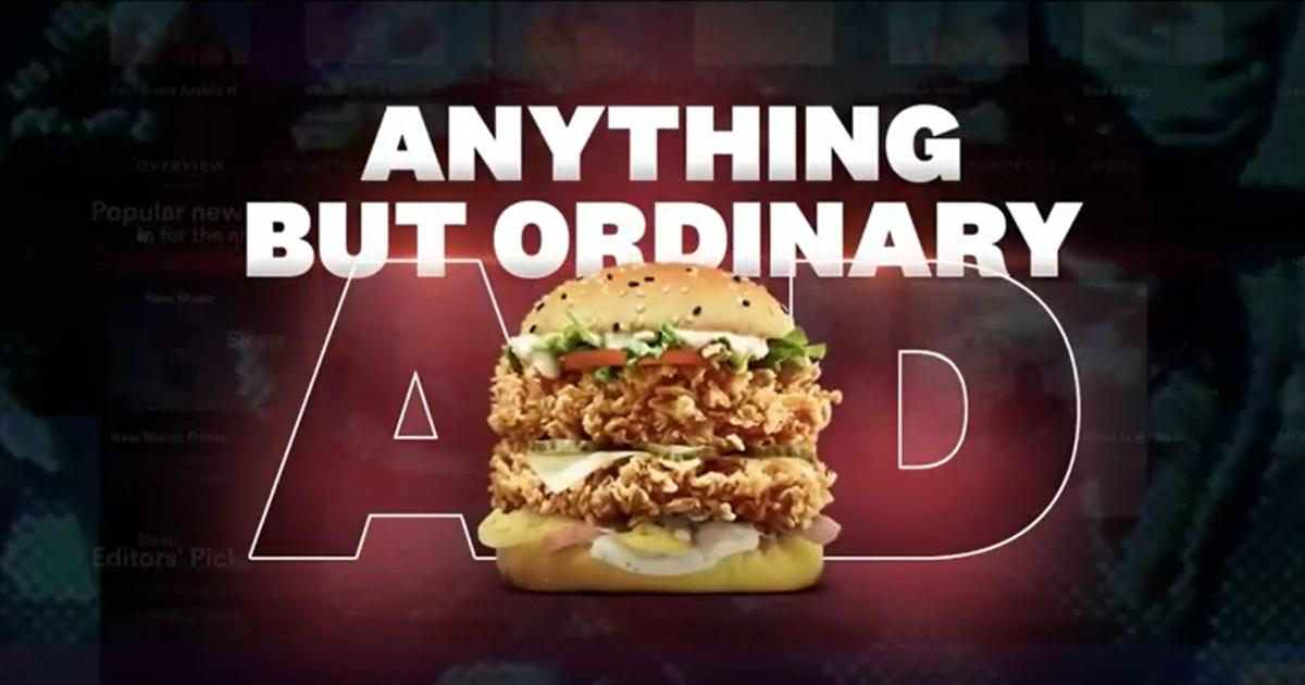 KFC Middle East запустила кампанию на Spotify Premium