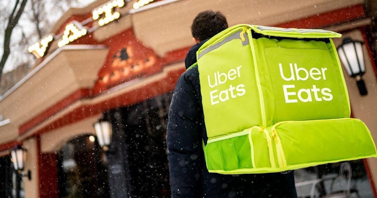 Uber Eats: рік роботи сервісу доставки їжі в Україні