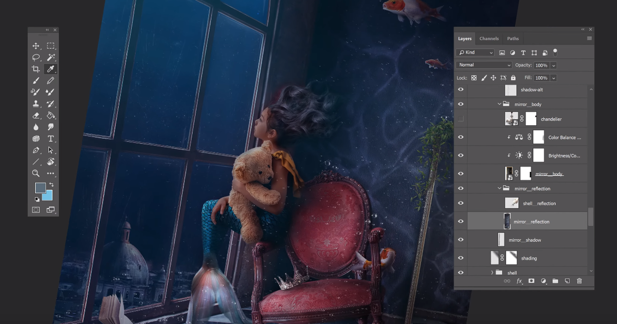 Ода креативности в новой кампании Adobe