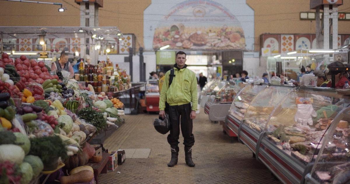 «Петля»: Анже Єреб і Родіон Мосєєнков випустили документальний фільм про субкультуру кур'єрів