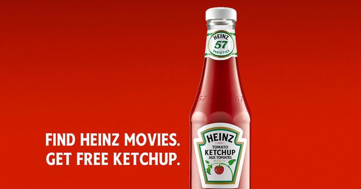 Heinz создал IMDb страницу, чтобы отметить свое появление в фильмах, в преддверии Оскара