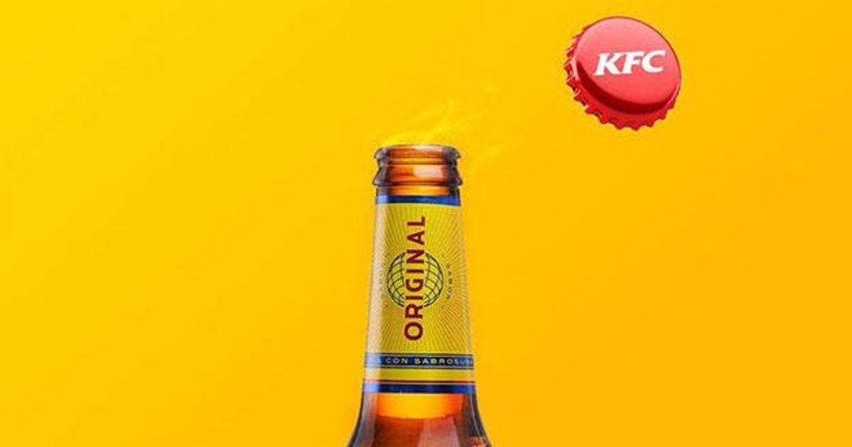 Пивной бренд удалили лого на крышечках ради ответственного употребления алкоголя