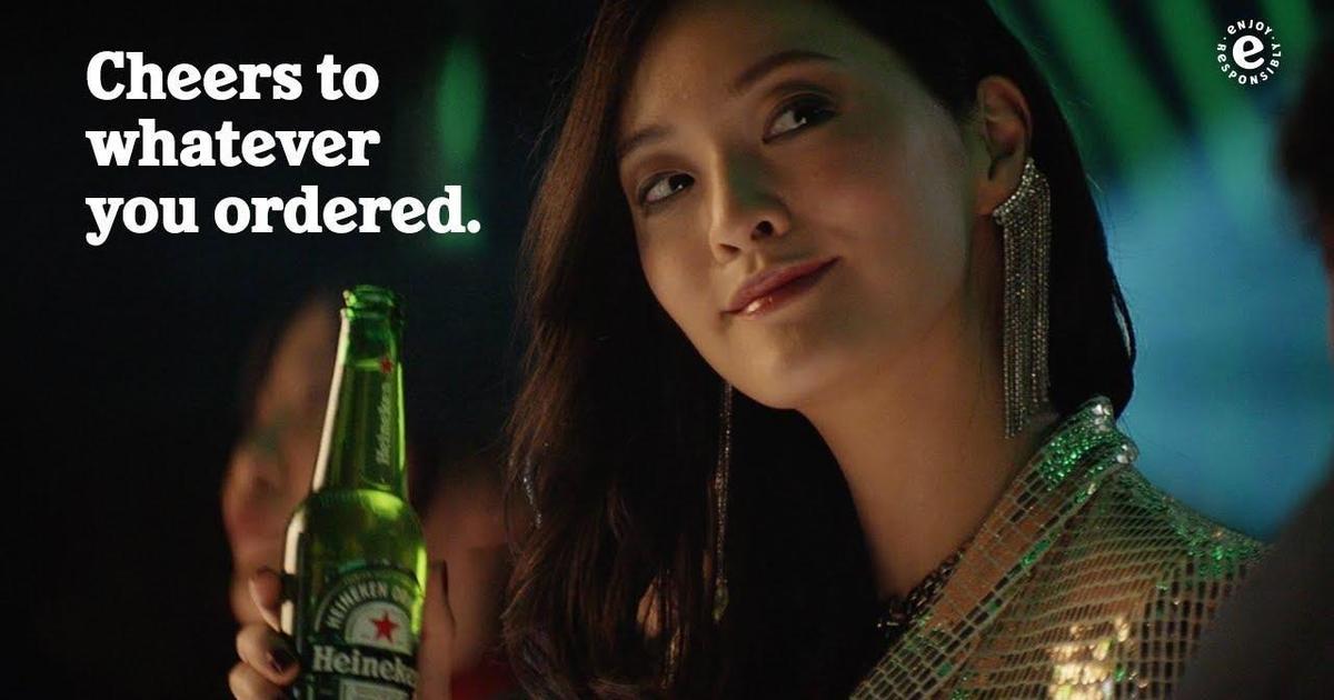 Heineken выступил против гендерных стереотипов в новом ролике
