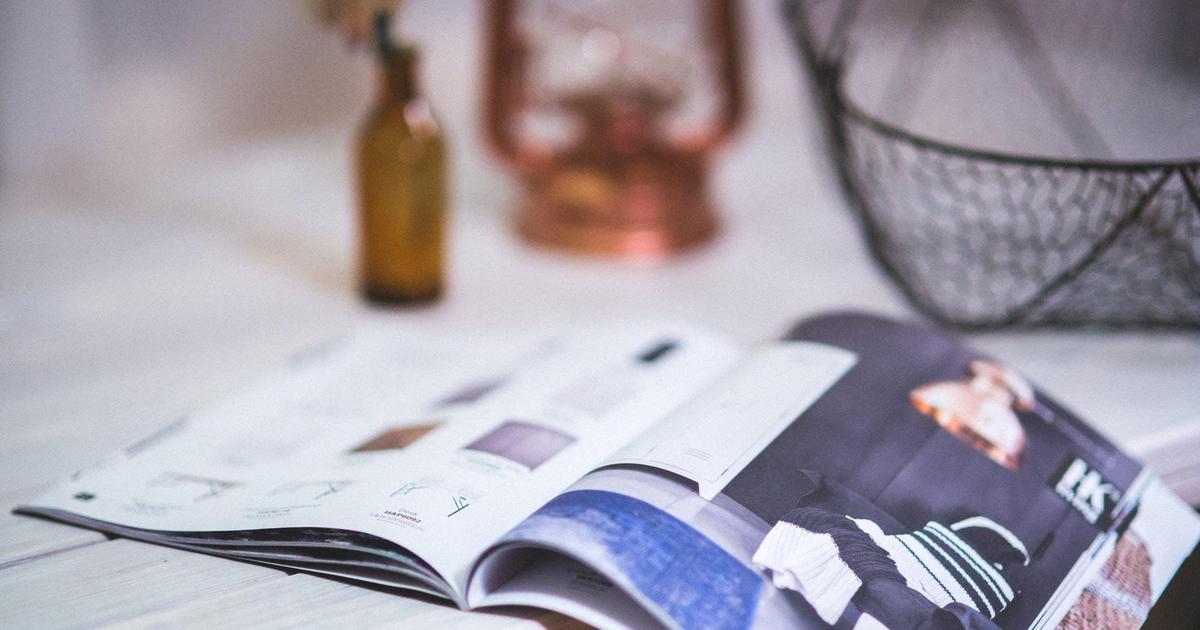 Сучасні тренди у світі друкованих каталогів