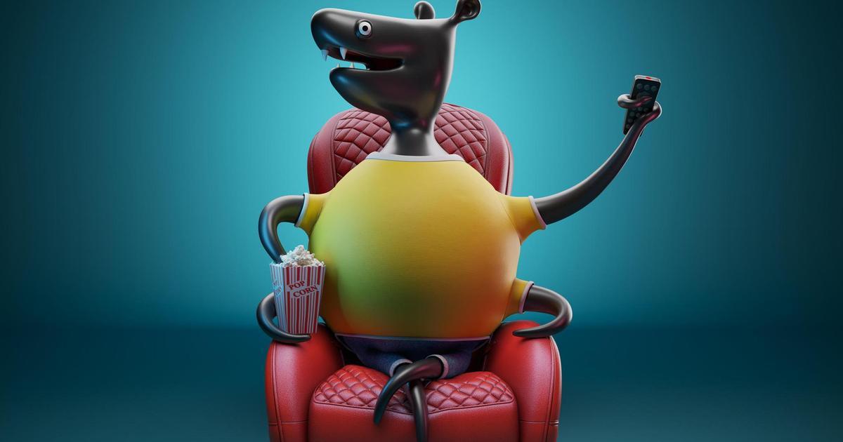 Для сети АЗК KLO создали бренд-персонажа с шестью конечностями
