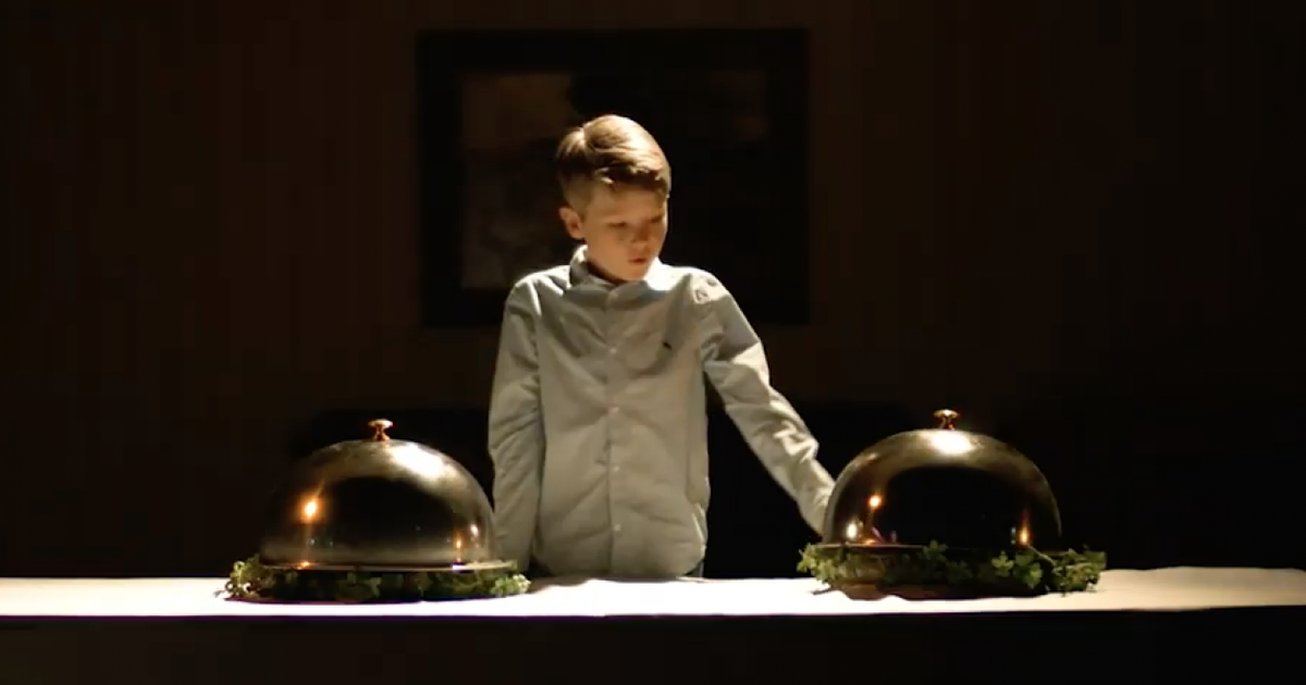 Дети предпочли оперу брокколи в кампании от McCann Stockholm
