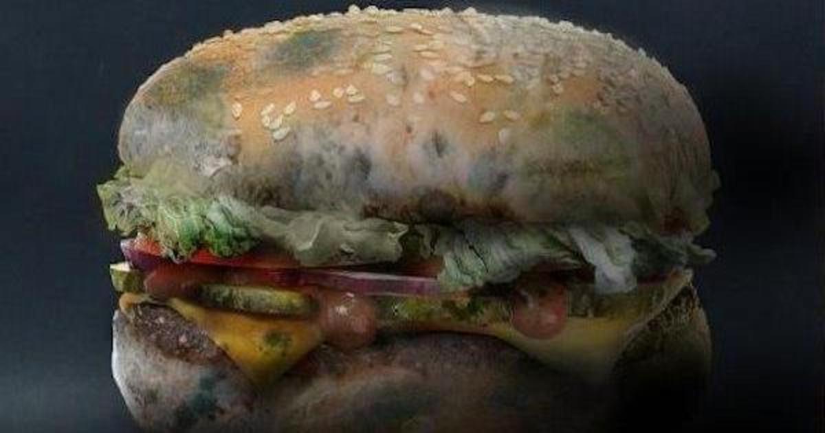 Сеть ресторанов Nando's потроллила заплесневелый воппер Burger King