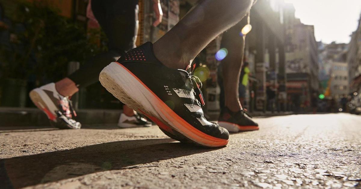adidas разрушает стереотипы о беге в новой кампании