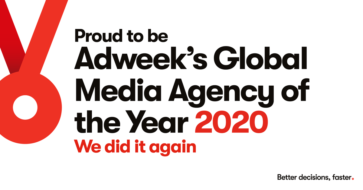 OMD Worldwide – лучшее медиаагентство 2020 года по версии издания Adweek