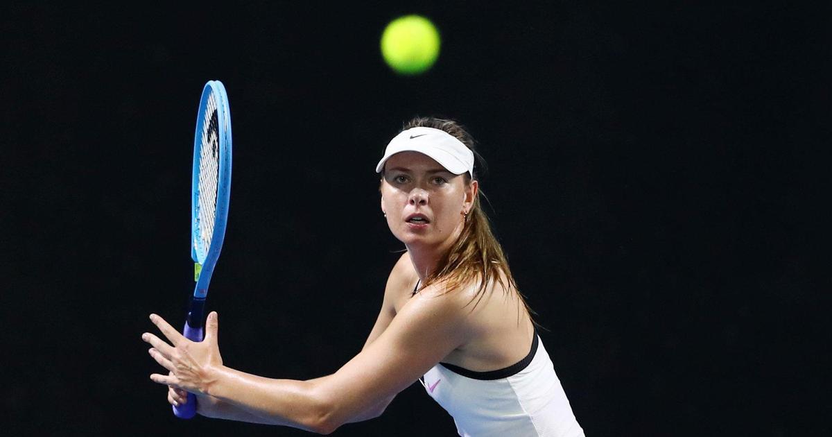 Nike отдал дань Марии Шараповой в ответ на ее уход из спорта