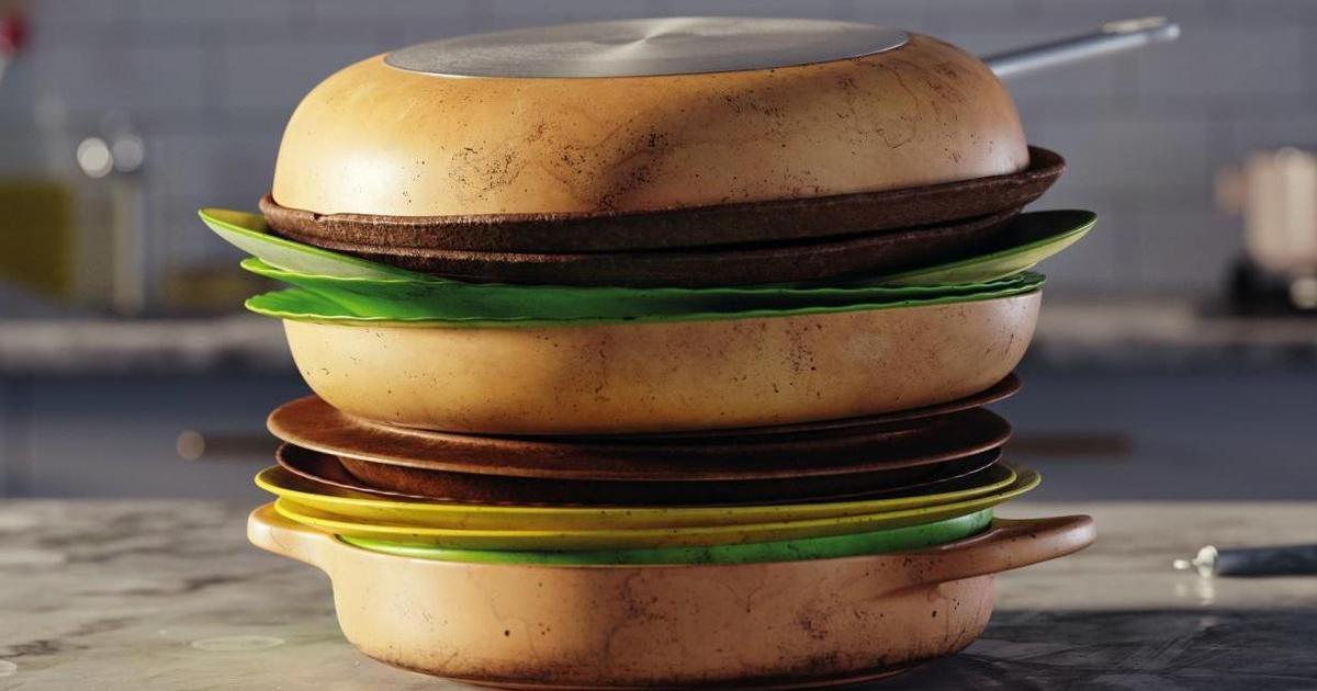 О службе доставки McDonald's рассказали с помощью грязной посуды