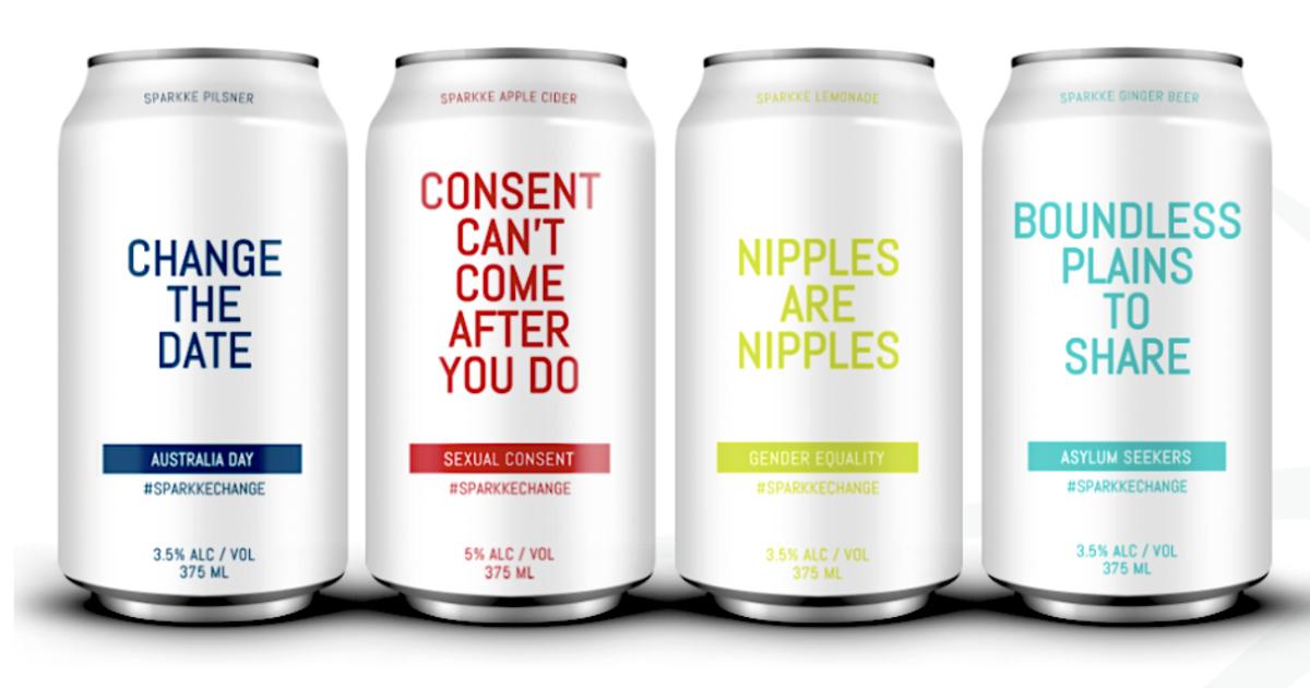 Sparkke подчеркнул гендерную разницу в оплате труда скидкой на пиво для женщин