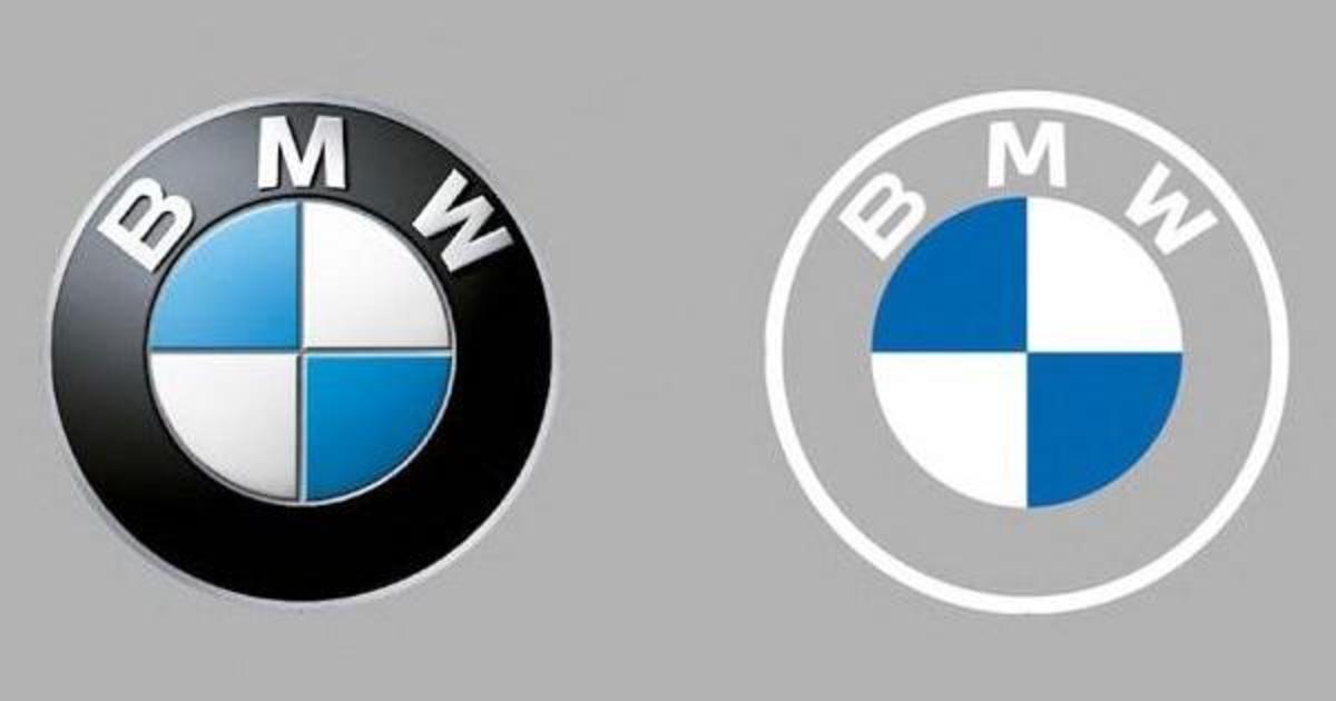 BMW представила обновленный минималистичный логотип