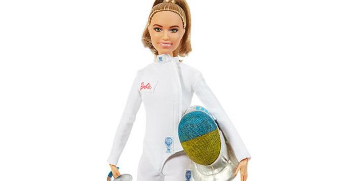 Mattel представил куклу в честь украинки Ольги Харлан