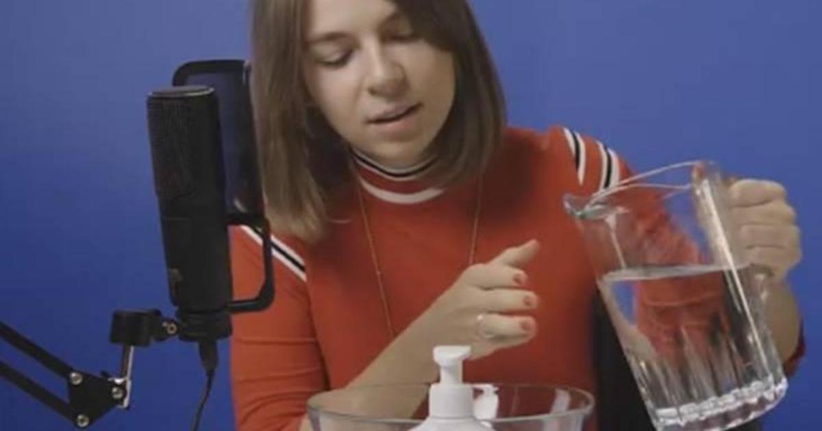 Украинские креативщики записали видео-обращение о профилактике коронавируса