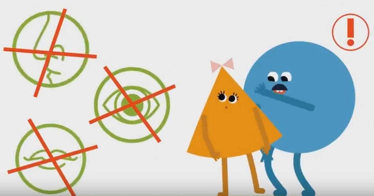 ПЛЮСПЛЮС и МОЗ Украины запустили анимационный ролик о противодействии коронавируса