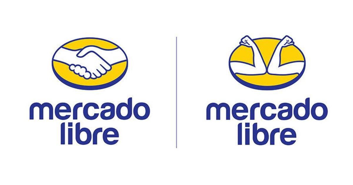 Ecommerce платформа изменила лого, чтобы напомнить о социальной дистанции во время COVID-19