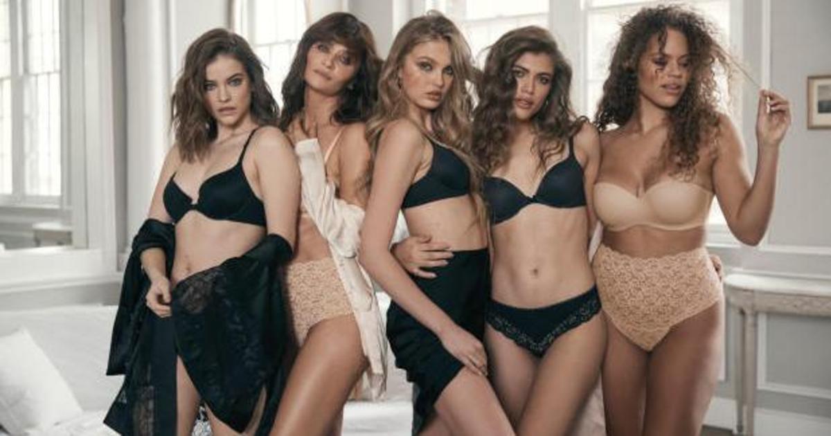 Новая кампания Victoria's Secret празднует инклюзивность