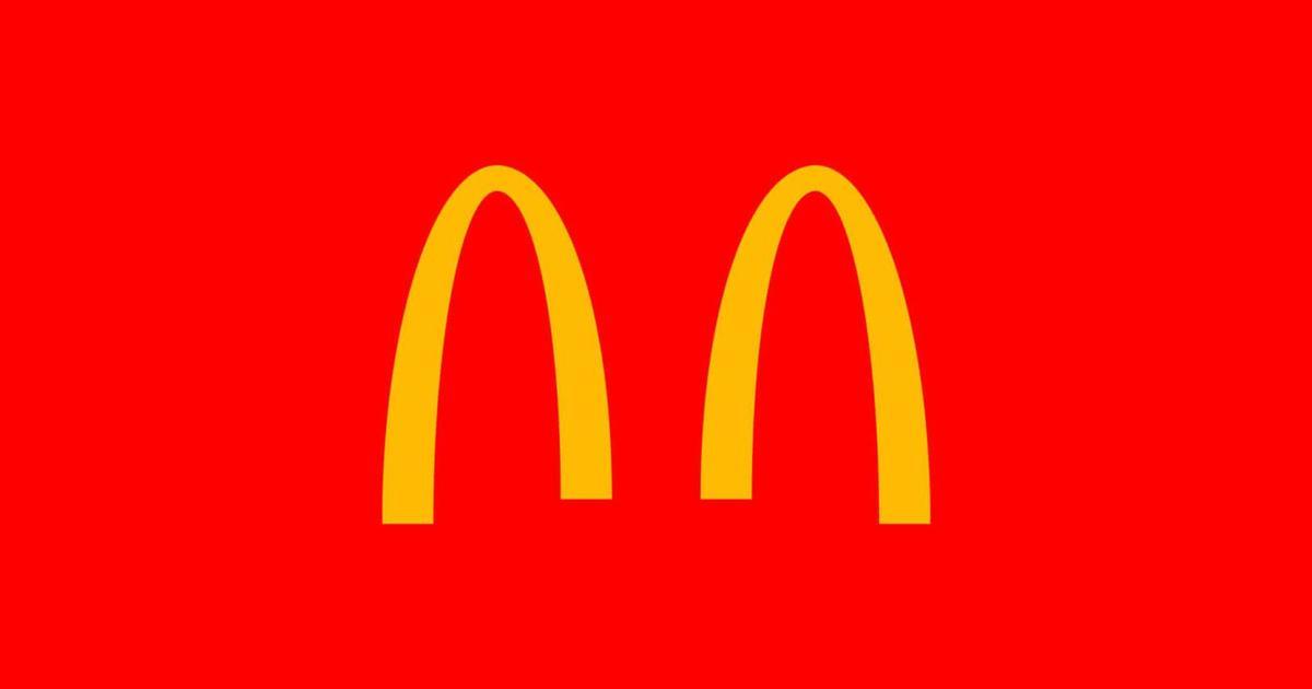 McDonald's разъединил арки в логотипе в ответ на вспышку коронавируса